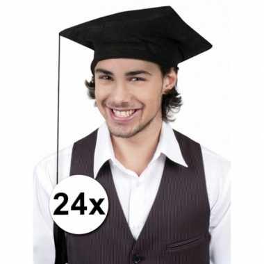 Geslaagd hoedjes geslaagd 24x